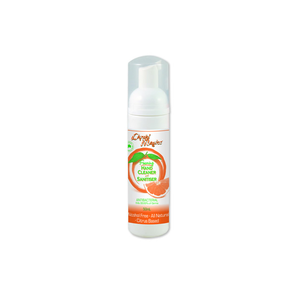 Hand Cleaner & Toilet Seat Sanitiser 50ml
